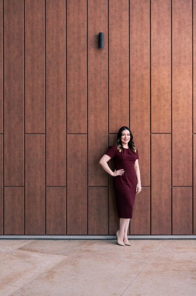 Marina Gonzales, J.D. president and CEO of the San Antonio Hispanic Chamber of Commerce (SAHCC)