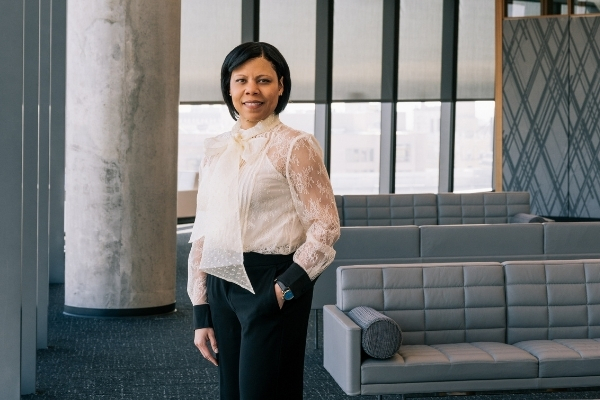 Angela Holliday: President of Frost Investment Services