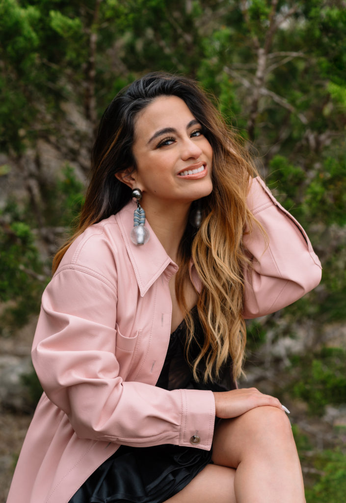 Ally Brooke Fifth Harmony San Antonio Texas Alamo City Hispanic Family Faith The X Factor Dancing With The Stars Milani Makeup Emmy Award Nickelodeon The Casagrandes Finding Your Harmony Latina Los Angeles California Actress Singer High Expectations Movie Macy's Thanksgiving Day Parade
