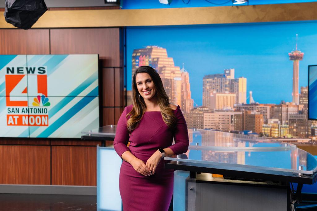 SIMONE DE ALBA San Antonio Texas NEWS 4