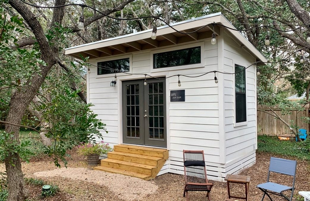 At Home Extra: Make Some Elbow ROom in your Back Yard