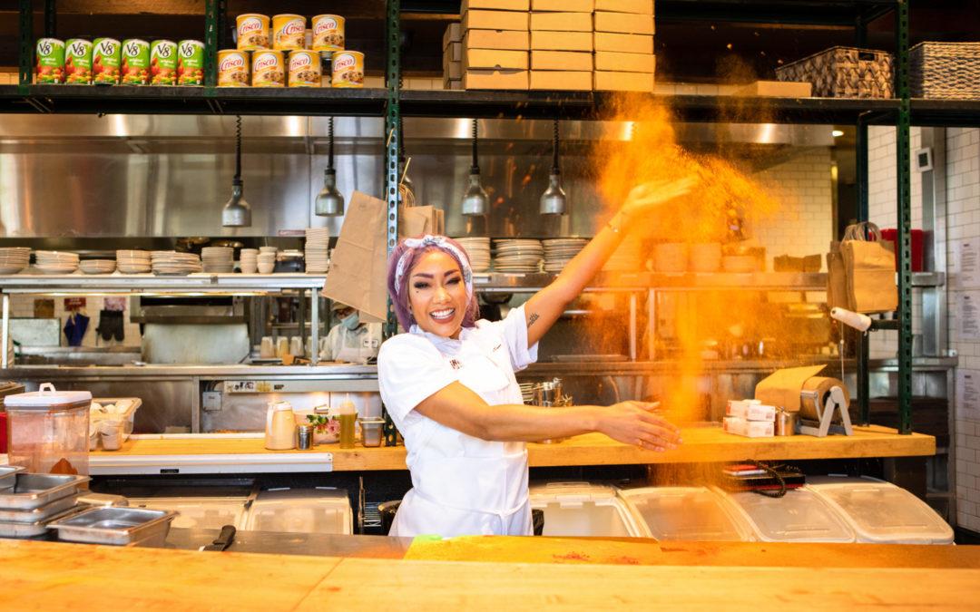 Role Model: Chef Mary Lou Davis