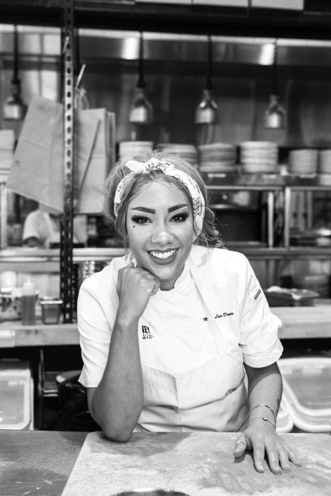 San Antonio Chef Mary Lou Davis