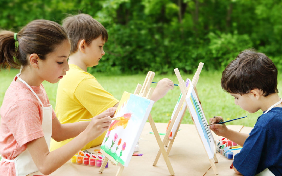 MOMMY MATTERS: Dipping Our Toes Back into the World of Organized Summer Activities