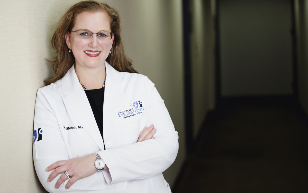 Women in Healthcare:  Dr. Lisa Martén