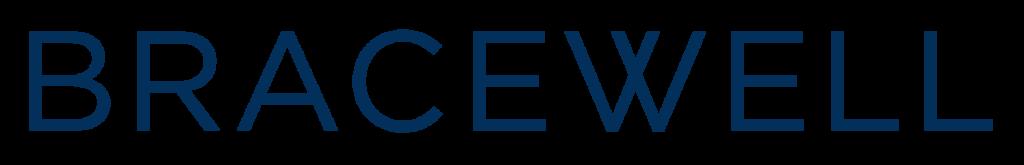 Bracewell logo blue rgb