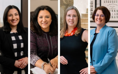 Women in Law: Charting Divergent Courses
