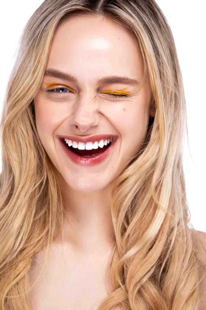 Shelanskas Beauty Editorial MakeupTrendYellow2021 2