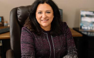 Women in Law: Veronica Legarreta