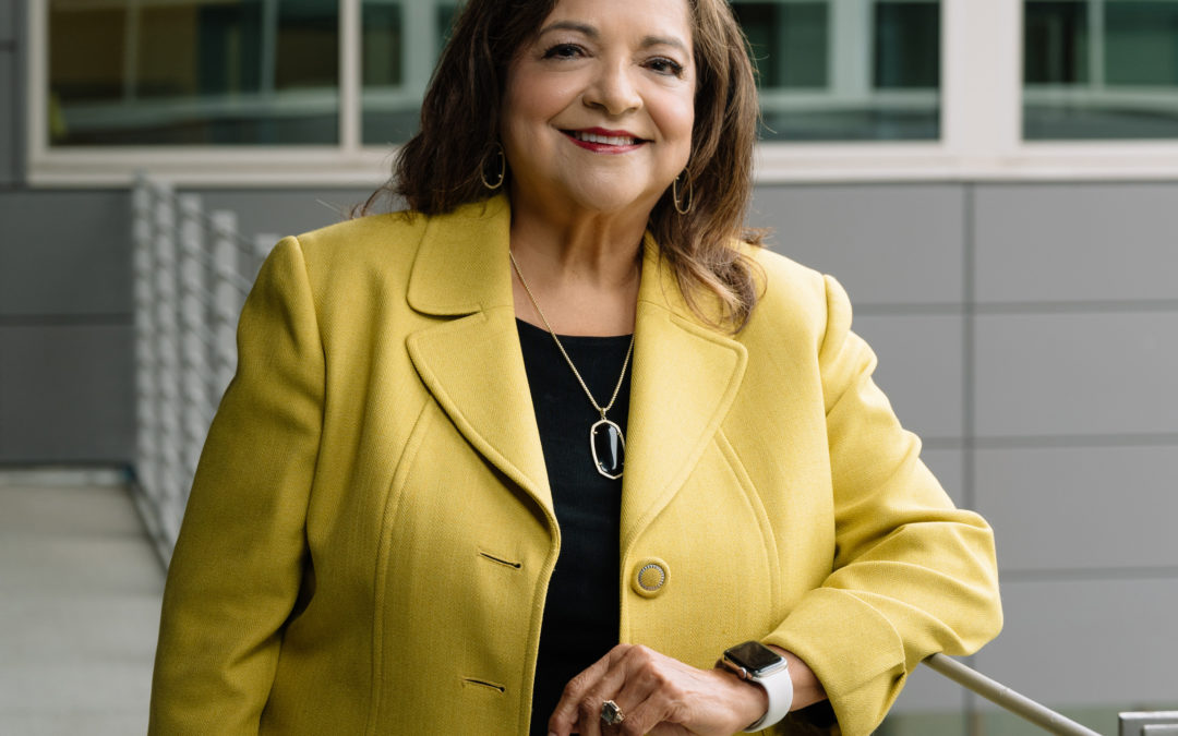 Feature Story: Dr. Adelina Silva – Aiming Higher for Higher Education