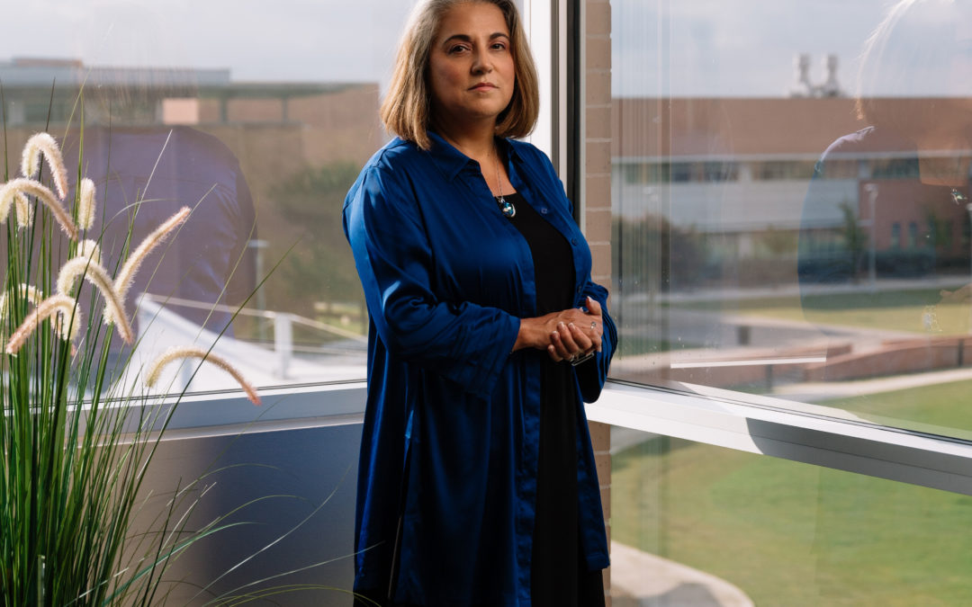 Feature Story: Dr. Veronica Garcia – Aiming Higher for Higher Education